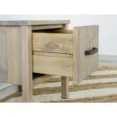 borovicový noční stolek