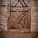 spodní část dveří