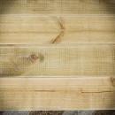 Dřevěná konzole s úložným prostorem