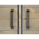 dřevěné skříňky