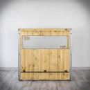 drevený nábytek