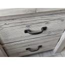 Dřevěný noční stolek Country New