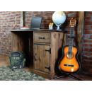 Borovicový psací stůl