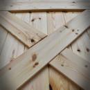 překřížení dřevěných latí