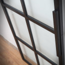 ocelový rám