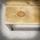 detail desky stolku