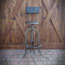 Barová židle Industrial Twarde
