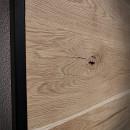 detail dubového dřeva