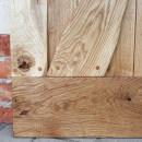 barva dubového dřeva