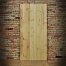 borovicové dveře olej natural
