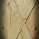dřevěné latě do X