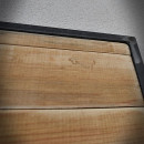 borovicové dřevo