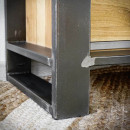 dubový tv stolek