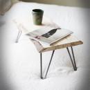 konferenční stolek na podnoží