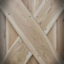 křížení dřevěných latí