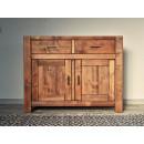 Dřevěná komoda