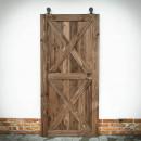 kovové posuvné dveře