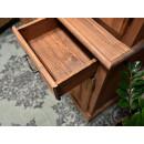 kredens z drewna świerkowego
