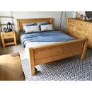 łóżko dla pary