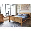 Skandinávská postel