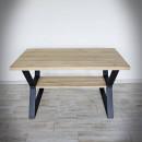 stolek na podnožích