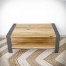 obdelníkový konferenční stolek