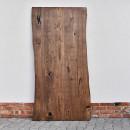 dubové dveře tmavší