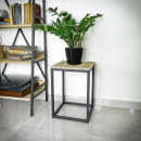 industriální stolek