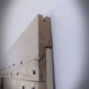tloušťka dubových dveří