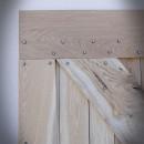 dubové dřevo latě