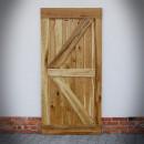 dubové dveře whisky