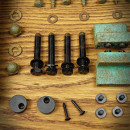 součástky ke sestavení