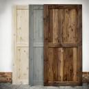 rustikální posuvné dveře