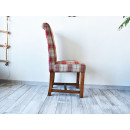 Čalouněná židle retro styl