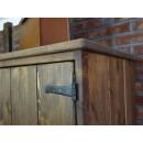 drewniana szafa rustyk