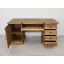 Smrkový psací stůl