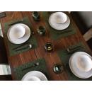 Rustikální borovicový stůl