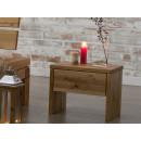Dubový noční stolek do ložnice