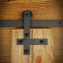 Systém posuvných dveří Corner
