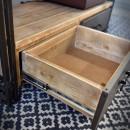 Dřevěný šuplík
