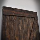 detail borovicového dřeva