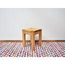 Stolička ze dřeva