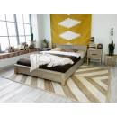 železná postel