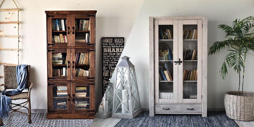 Rustikální styl pomocí nábytku od Seart