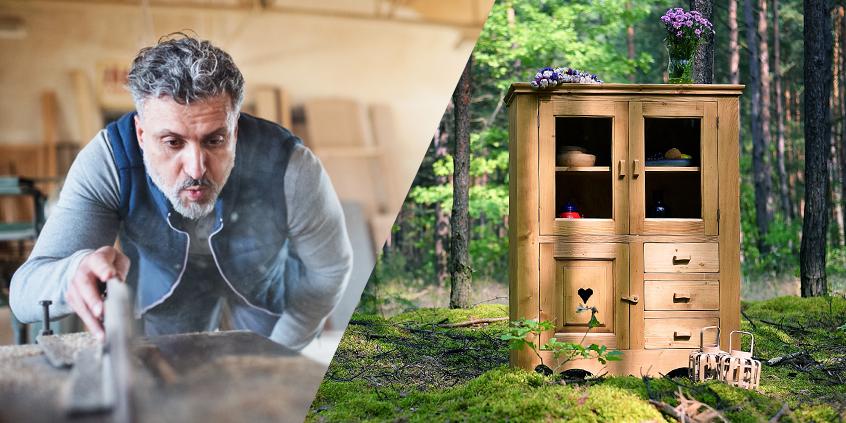 5 hlavních důvodů proč koupit masivní, dřevěný nábytek