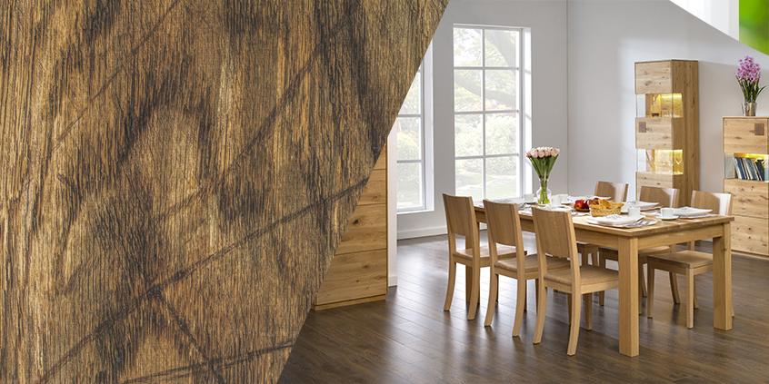 Výhody dubového nábytku pro vás i váš domov