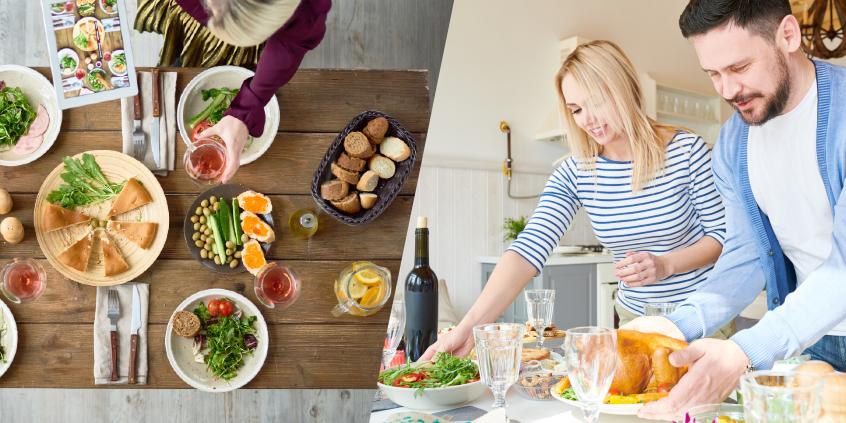 Nevíte jak uspořádat formální večeři? Poradíme vám krok za krokem