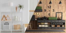 Světlý nebo tmavý nábytek?